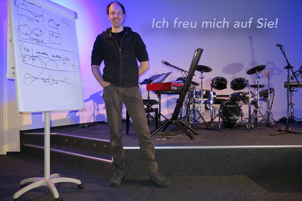 Tontechnik mit Andreas Gleich Hannover